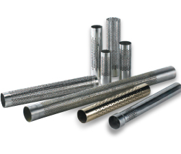 JPC Perforated Tubes
